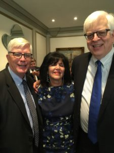 Hugh Hewitt and Dennis Praeger